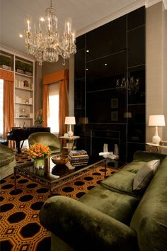 Champalimaud Interiors /   The Carlyle Hotel New York