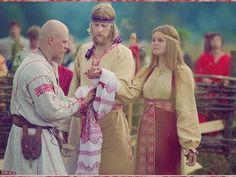 Славянские свадебные обряды