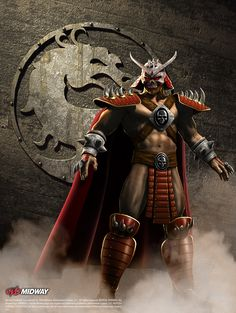 Shao Khan Mortal Kombat: Deception picture | Fighting Connection