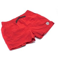 Kenzo Kenzo Mens Red Bathing Suit Swim Shorts | Bluefly.Com ($62) ❤ liked on Polyvore featuring men's fashion, men's clothing, men's swimwear, red, swimwear, mens bathing suits, mens clothing, mens swimwear, men's apparel and mens swim trunks