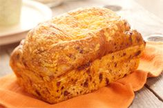 Cheese n Onion Bread- Add a little zest to your dinner table with this mouth-watering bread. Savoury, tender and light textured, your family and friends will love tearing pieces right from the loaf.