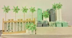 Inspiratie Geboorte - Collectie 2016 / Inspiration naissance Collection 2016. #dragées #DragéesAFaireSoiMême #DIY #CorbeilleDeNaissance #BébéDragées Baby Giveaways, Ava, Twins, Baby Shower, Projects, Ideas, Glass Containers, Wrapping, Birth