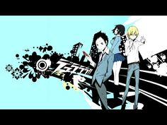 Durarara! [AMV] - The Warriors - YouTube