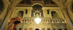 Coptic Cathedral of St. Mark. Alexandria. Egypt.