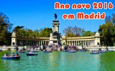 Ano novo 2016 em Madrid Espanha #anonovo #viagem #madri #espanha
