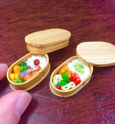 Miniature Japanese Bento Box Japanese Sweets, Japanese Toys, Miniature Food, Miniature Dolls, Eraser Collection, Small World, Tiny Food, Mini Things, Small Things