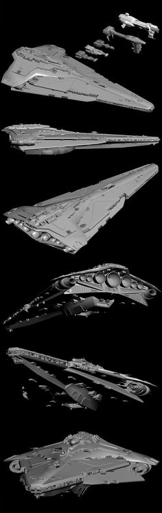 New Republic Nebula class Star Destroyer, the newest New Republic Warship.  Almost if not all were destroyed when Starkiller Base destroyed the Hasnian System