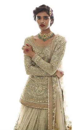 Visibly white would dominate any wedding(s) https://www.facebook.com/nikhaarfashions