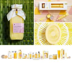 Thymes Tupelo Lemongrass Package Design - Graphis