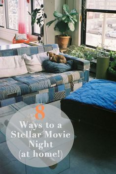 8 Ways to a Stellar Movie Night (at home!) | eBay