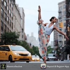 Because sometimes your timeline needs the kind of beauty that only a dancer can provide! I can't wait to dance again!! 4 more weeks until my 6-week postpartum check-up, and hopefully the thumbs up from my doctor to dance again! #TheMommyDiaries #momof2 #dancerpreneur #dancelife #dancer #dancephotography via @zestcollective Photo: Maeva Boldron Photo credit: Omar Roblez