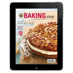 Baking Sheet Digital Subscription 1 year