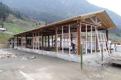 shigeru ban paper nursery school china designboom