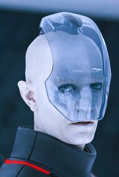 Still of James Frain in TRON: Legacy Tron Legacy, Science Fiction, Fiction Movies, Cult Movies, Vaporwave, Character Inspiration, Character Design, Arte Fashion, Grey Alien