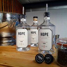 Hope on Hopkins putting the G in Gin and Tonic in Cape Town