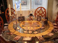 The Seance Table | Flickr
