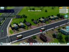 EA shows off the basics of SimCity 2013 #SimCity #ElectronicArts