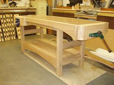 Show us your workbench - WOOD Community