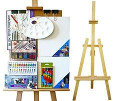 33)SZTALUGA Z ZESTAWEM MALARSKIM Ladder, Teak, House, Design, Stairway, Haus, Ladders, Design Comics, Home