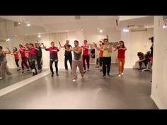 Dance Orishas - Chango - Learn to dance with Boris Quintero - YouTube