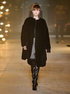 Tao quilted-velvet coat   Isabel Marant   MATCHESFASHION.COM