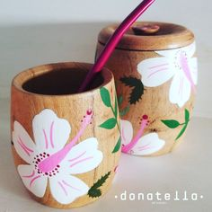 Mug Art, Posca, Painted Pots, Wood Art, Diy Design, Diy And Crafts, Pottery, Mugs, Painting