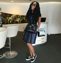 Marlo Hampton Diva Fashion, Fashion Killa, Fashion 2017, Trendy Fashion, Fashion Outfits, Black And White Skirt, White Skirts, Hamptons Fashion, Celebrity Style Inspiration