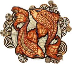 Always wanted this as a tattoo-Brandon Boyd's Morning View CD design