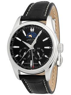 Armand Nicolet M02 Complete Calendar 9642B-NR-P961NR2 - Luxusuhren von Uhrenhandel.de - Ein grosses