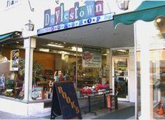 Doylestown Bookstore is one of Honeychurch's Larissa Hopwood's favorite haunts. She has five.
