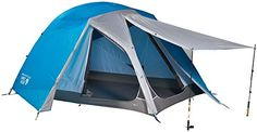 Mountain Hardwear Optic 6 Tent - 15 pounds, large and roomy, great vestibule