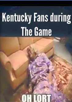 I actually have a great aunt who died of a heart attack while listening to UK basketball on the radio. Uk Wildcats Basketball, Basketball Funny, Kentucky Basketball, Love And Basketball, Kentucky Wildcats, Kentucky Sports, Devin Booker, Go Big Blue