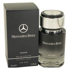Mercedes Benz Intense Eau De Toilette Spray By Mercedes Benz