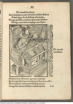 Incunable. De inutilibus libris (1497)