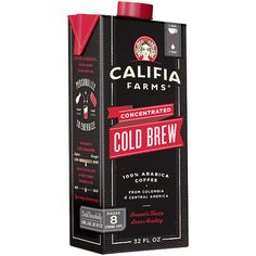 Califia Farms Cold Brew Coffee Concentrate