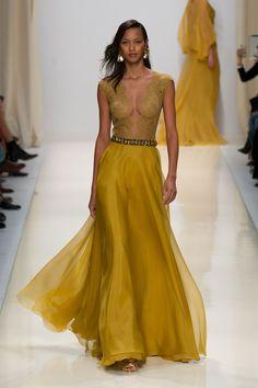 Valentin Yudashkin's spring / summer 2014 runway show #Paris #FashionWeek