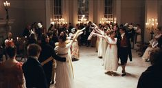 Regency Period Ball