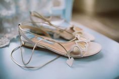 All That Glitters - Beautiful New Wedding Shoes from Charlotte Mills   Love My Dress® UK Wedding Blog