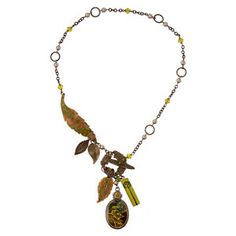 Nature Walk Necklace | Fusion Beads Inspiration Gallery
