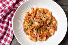 Look no further than Italian Spoon for the best Potato gnocchi with duck and porcini ragu'. Made with slow cooked duck and porcini ragu', and fluffy homemade gnocchi, this is the perfect choice for family dinners. Italian Pasta Recipes, Gnocchi Recipes, Best Italian Recipes, Potato Ricer, Potato Skins, Pasta Dishes, Slow Cooker, Good Food