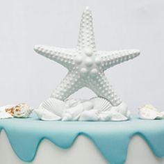Starfish Cake Topper : $26.50