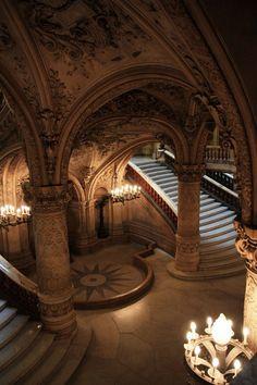 Palais Garnier opera house...