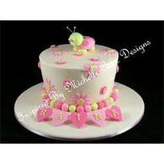 Cute Ladybug Birthday Cake Inspired By Michelle Designs Www picture 888