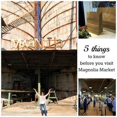 5 things to know before you visit Magnolia Market in Waco, Texas