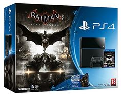 Sony Playstation 4  Batman Arkham Knight Edition >>> Details can be found by clicking on the image. Note:It is Affiliate Link to Amazon.