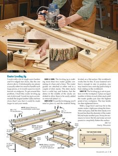 Woodworking Videos Carving - Woodworking Tips Couple - Woodworking Toys Awesome - Woodworking Jigs Table Saw - - Woodworking Toys Kids Router Jig, Router Woodworking, Woodworking Workshop, Woodworking Techniques, Woodworking Furniture, Woodworking Crafts, Router Sled, Popular Woodworking, Woodworking Patterns