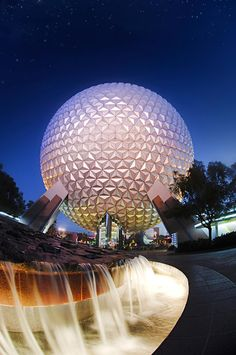 Experience all the wonders of the world at the Epcot theme park.