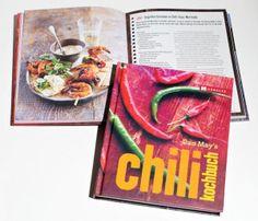 """""""Chili Kochbuch"""" - Red, hot & Chili: von Dan May"""