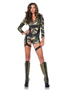 Adult Goin' Commando Costume by Fancy Dress Ball