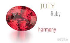 GIA Celebrates Birthstones – Ruby